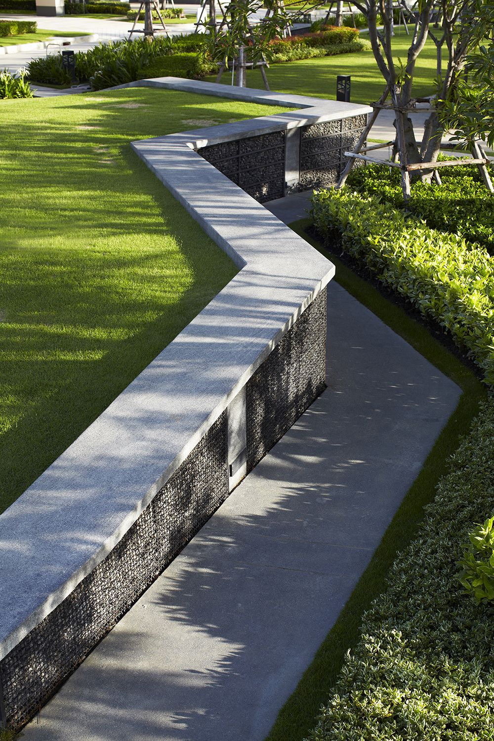 68 Seating Wall Ideas Landscape Architecture Landscape Design Landscape