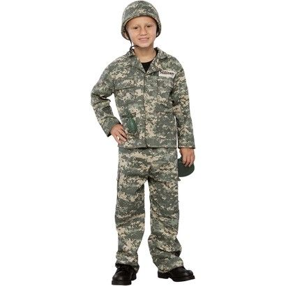 Boy's Army Soldier Costume at Target