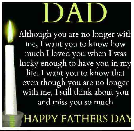 Fathers Day Quotes For Deceased | Deceased Fathers Day Quotes From