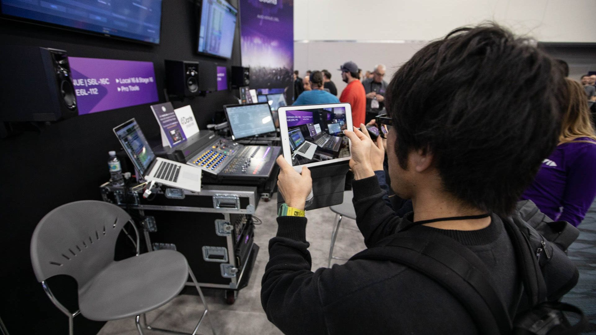 Avid venue s6l offers 100 software hardware and show