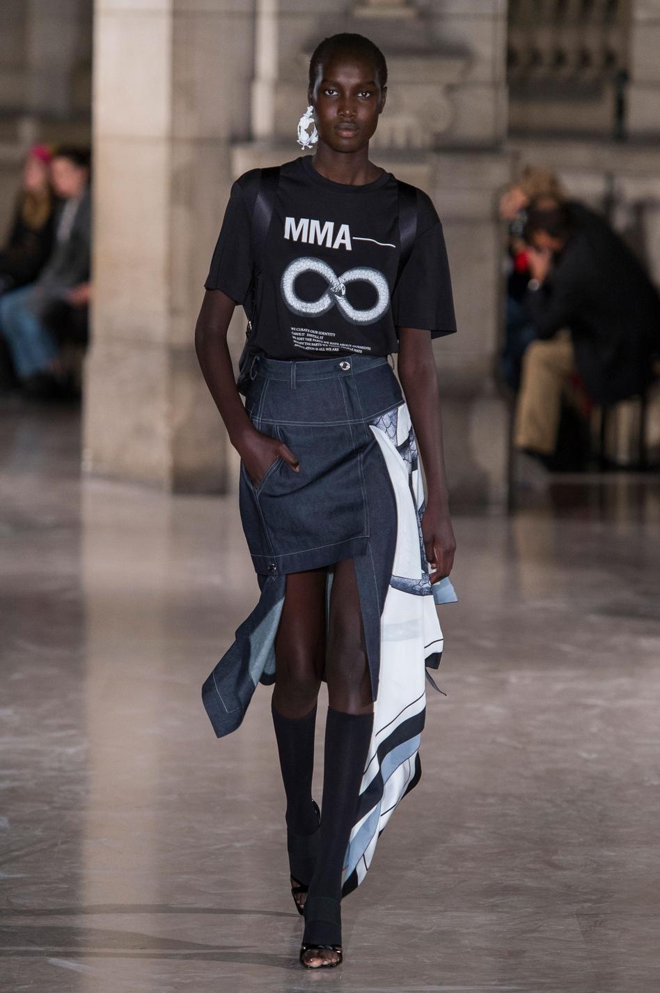 d fil mashama printemps t 2019 pr t porter skirt fashion fashion dresses. Black Bedroom Furniture Sets. Home Design Ideas