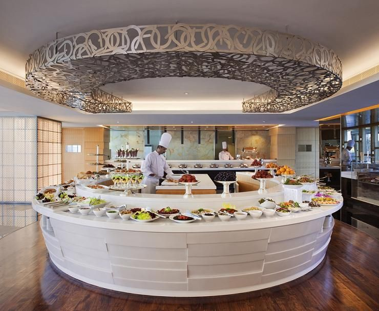All day dining google buffet counter in 2018 for Proposito del comedor buffet