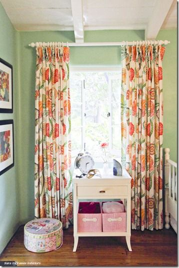 colorful drapes | sara ingrassia i have noticed a trend lately ...