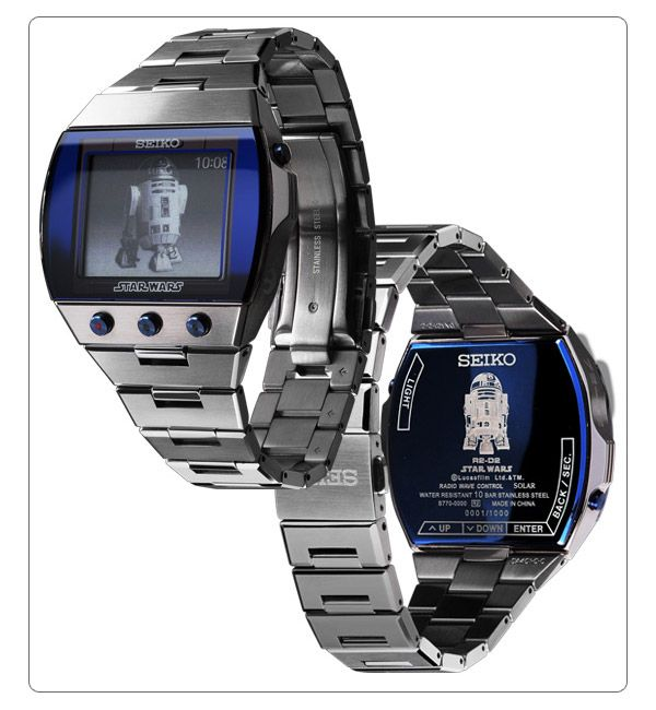 Seiko Star Wars - R2-D2
