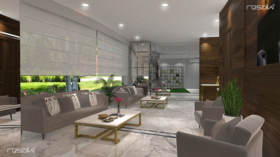 Resaiki interiors have  team of highly skilled interior designers in noida and delhi ncr they promise to deliver unmatched quality also best office images rh pinterest