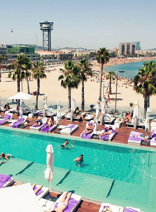 9 Best Places To Visit In Barcelona Beachbarcelona Spain