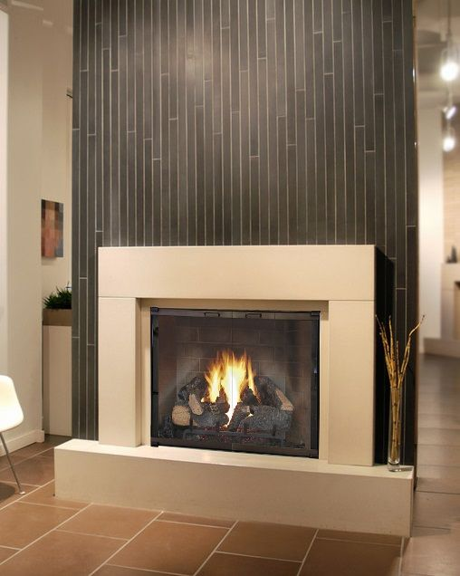 Fine Line Elite Frameless Fireplace Door Custom Sizes And Finishes Contemporary Fireplace Designs Contemporary Fireplace Fireplace Surrounds
