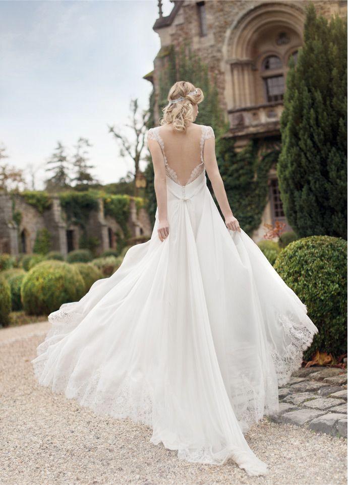 Les robes de mariée de Fabienne Alagama | Wedding, Blog and Brides