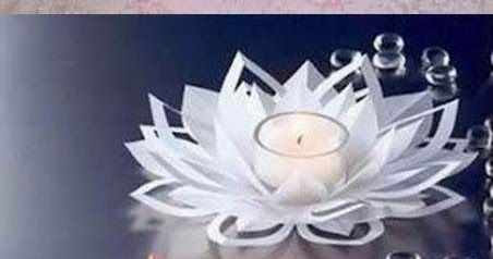The Art and Craft Room: Paper Lotus