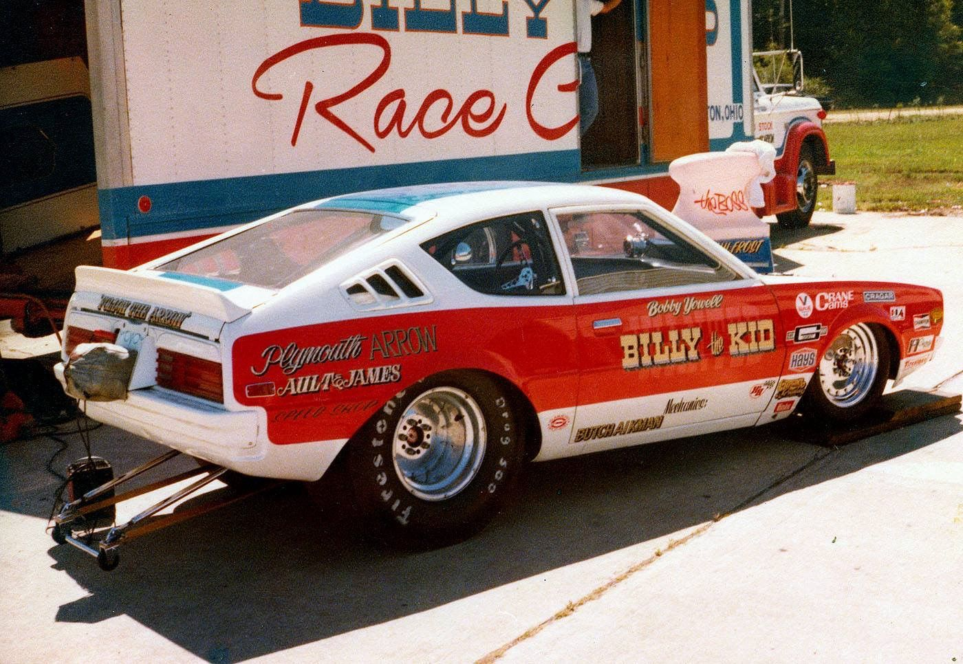 Vintage Drag Racing - Pro Stock - Billy the kid | Cars | Pinterest ...
