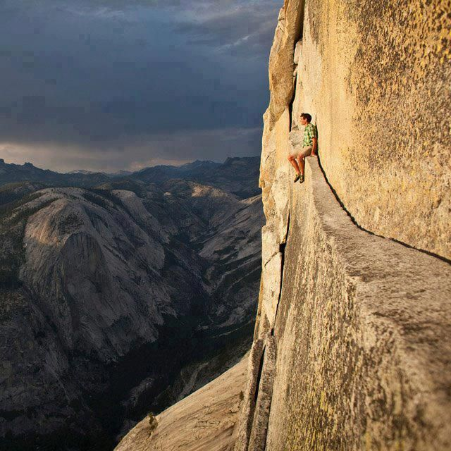 height of adventure :P