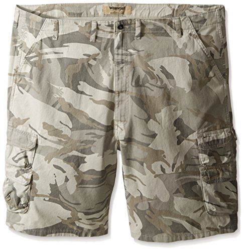 de9c703f3c0c Find best price for Wrangler Authentics Men's Big & Tall Premium Twill Cargo  Short. Explore our Men Fashion section featuring new #shopping ideas of the  ...