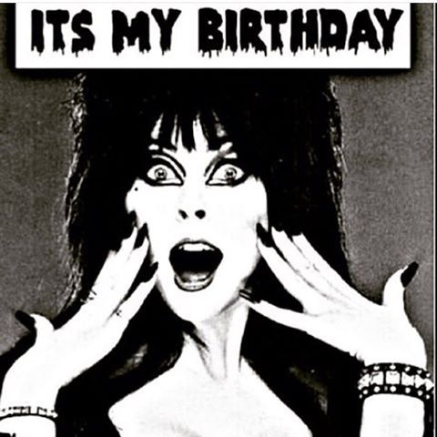 Image Result For Birthday Witch Happy Birthday Gothic Its My