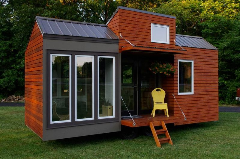 17 Best images about Tiny House on Pinterest Cottage home plans