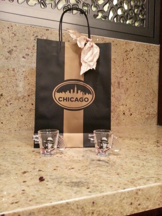 Chicago themed party favors | My Work | Pinterest | Favors ...