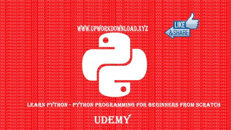 Pin By Udemy Free On Development Python Programming Learning
