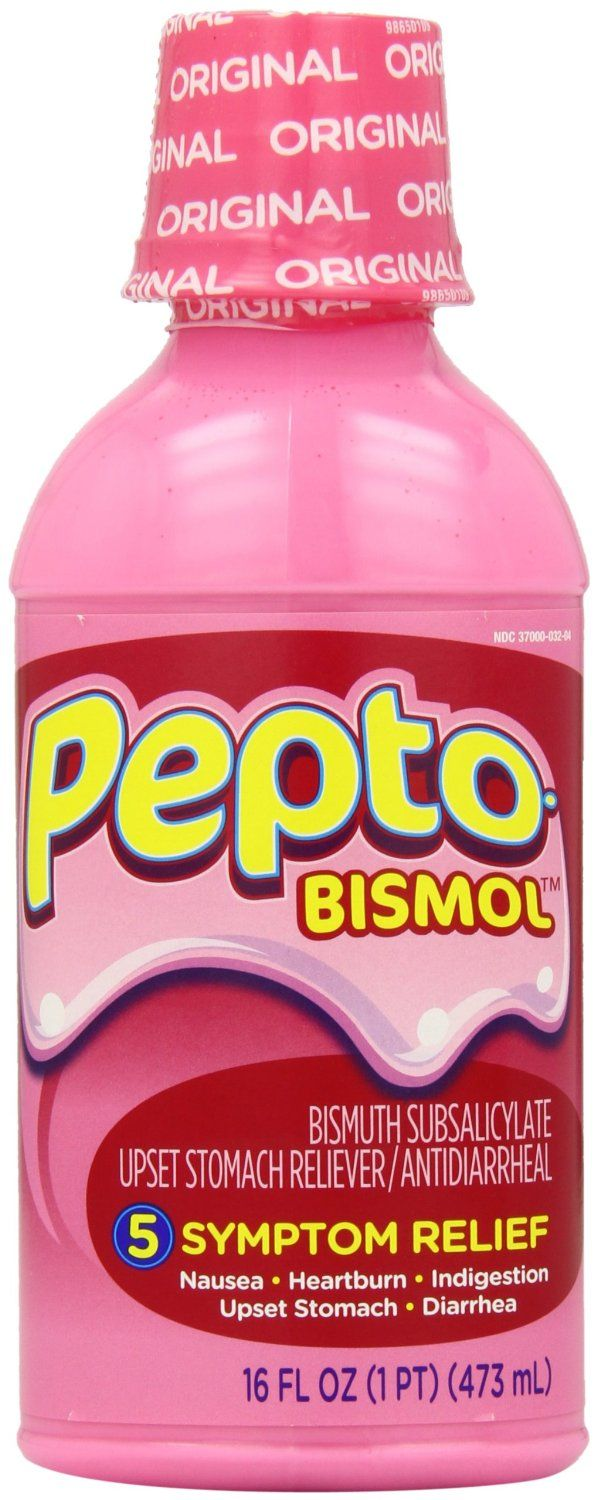 Pepto Bismol Google Search Allergy Relief