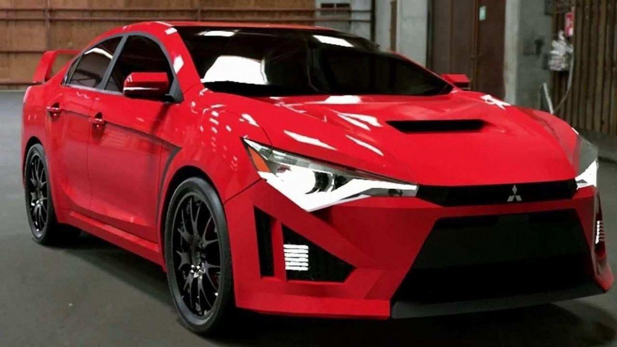 2020 Mitsubishi EVO XI History