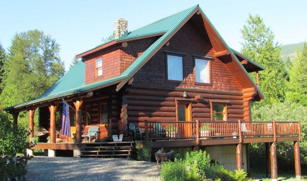 Beautiful log homes photos google search beautiful log for Lake house builders
