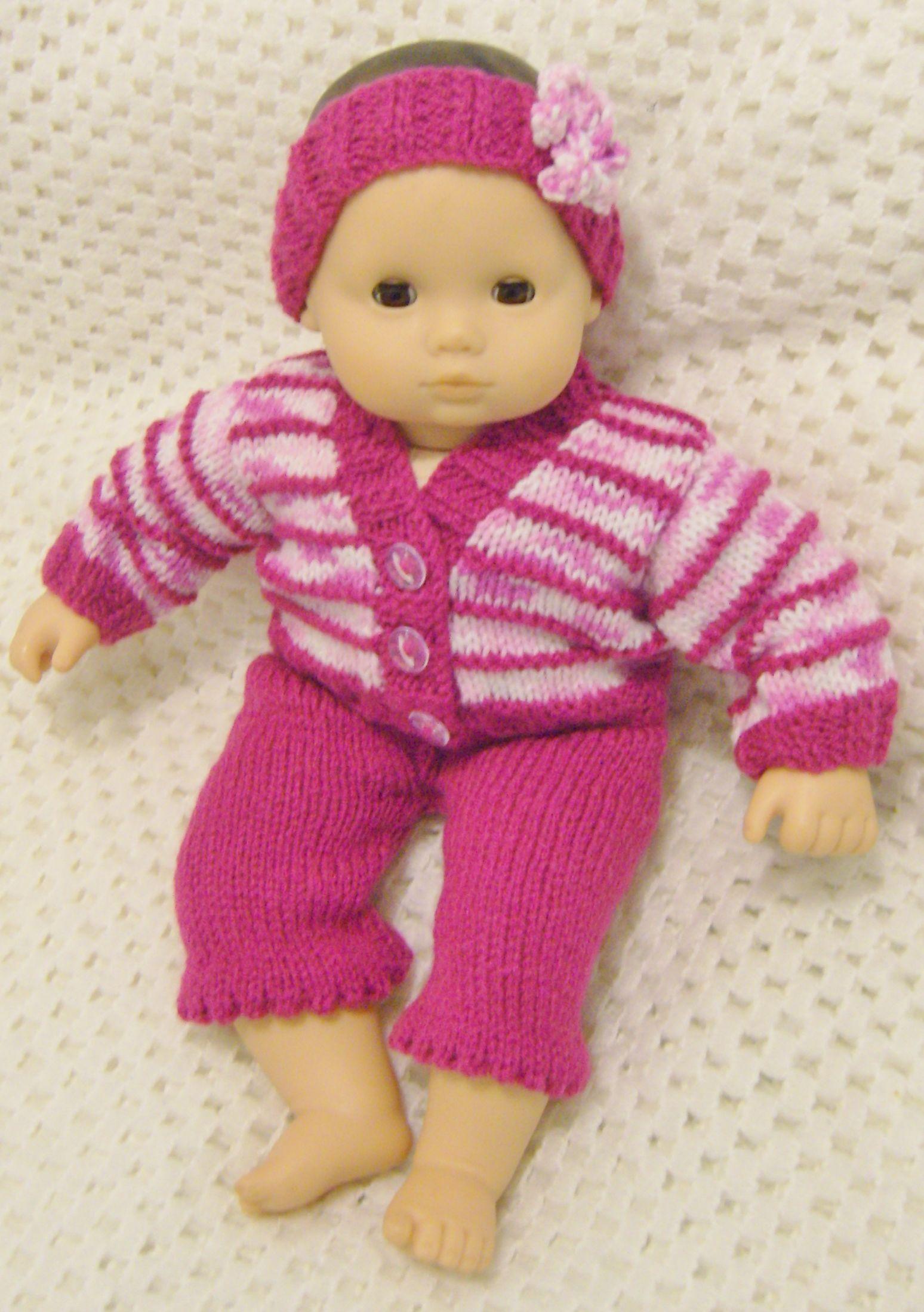 My Bitty Baby pattern on ravelry Dolls Pinterest
