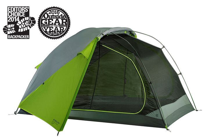 Tent - 2 Person 3 Season The 2016 Outside Magazine Gear of the Year Award winning tent is a compact and lightweight shelter designed to pack easily while ...  sc 1 st  Pinterest & See more stars! The award-winning Kelty TraiLogic TN2 2-person ...