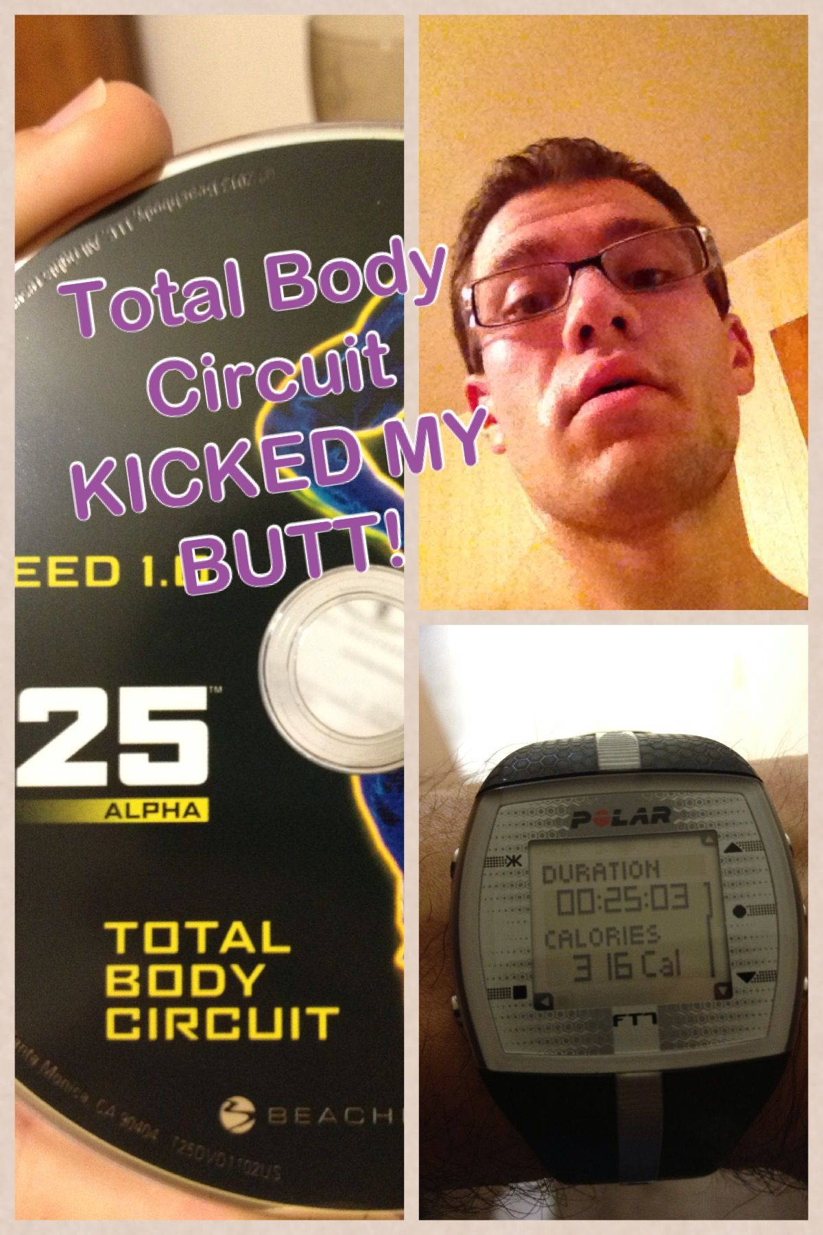 Focus T25 Full Body Circuit killed me! | Shaun T's Focus T25