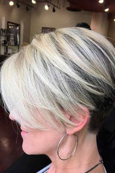 20 Trendy Short Haircuts For Women Over 50 Hair Pinterest