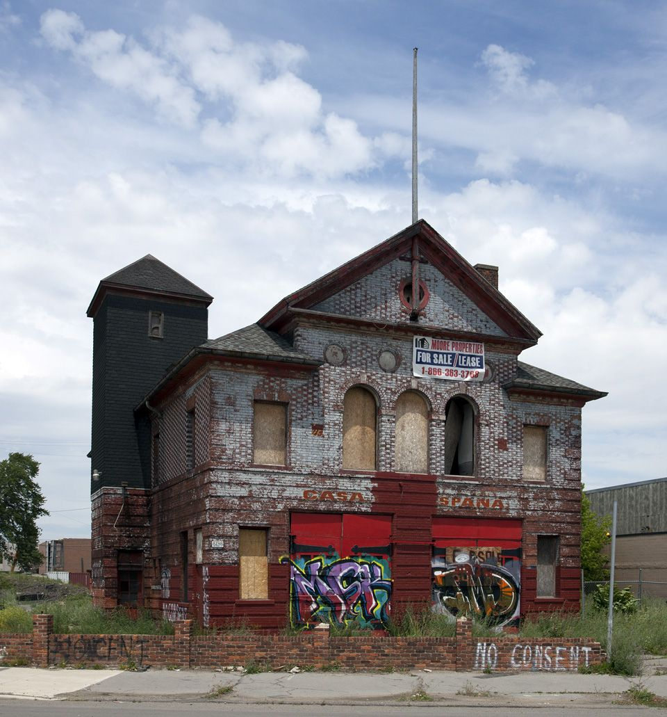 THEN & NOW: Watch Detroit Change Before Your Very Eyes
