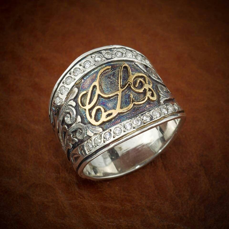 Fanning jewelry a brand instead of monogram monogram