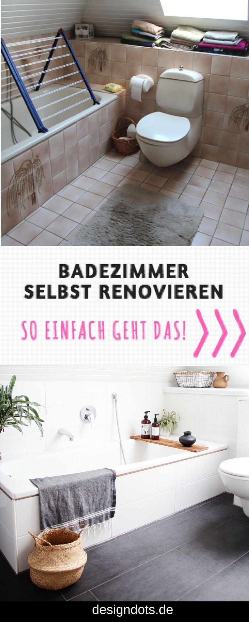 Badezimmer ideen fliesen dusche badezimmer selbst renovieren vorhernachher  skandinavische
