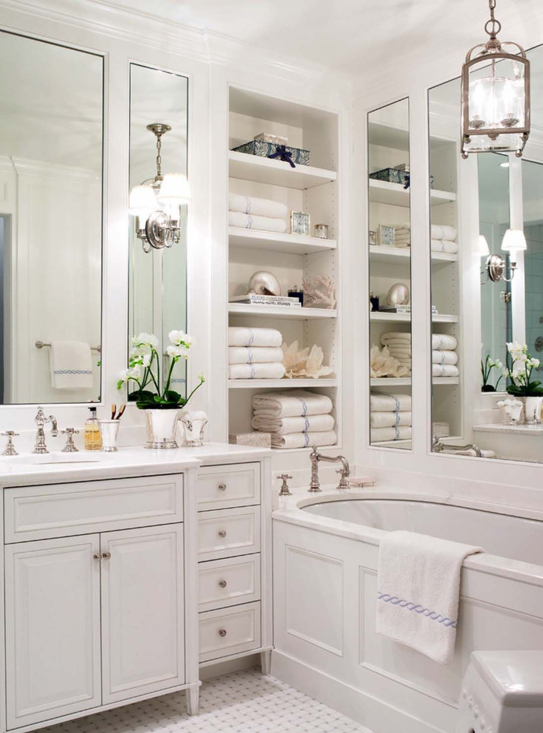 53 Most Fabulous Traditional Style Bathroom Designs Ever Traditional Bathroom Designs Dream Bathrooms Traditional Bathroom