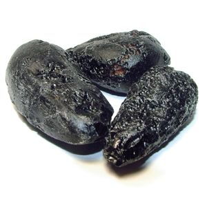 Tektite is not considered a gemstone, but a mineral  It has