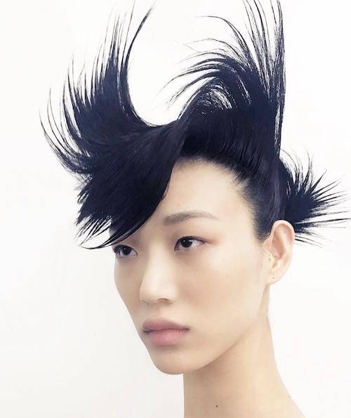 Givenchy / Hair By Guido Palau At Paris Couture Fashion Week 2019.  Don't forgot to check out our favorite hair at Paris Couture Fashion Week 2019!   #pariscouture #hautecouture #highfashionhairstyle #Chanel #Chanelhair #Valentino #Valentinohair #Fendi #Fendihair #Dior #Diorhair #Givenchy #MaisonMargiela #ViktorandRolk #GiambattistaValli #ArmaniPrive #ParisCoutureFashion #ParisCoutureFashionWeek2019 #FashionWeek2019 #FashionWeek #ParisFashionWeek2019 #ilesformula #GuidoPalau