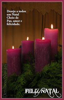 Coroa Do Advento Coroa Do Advento Advento Natal