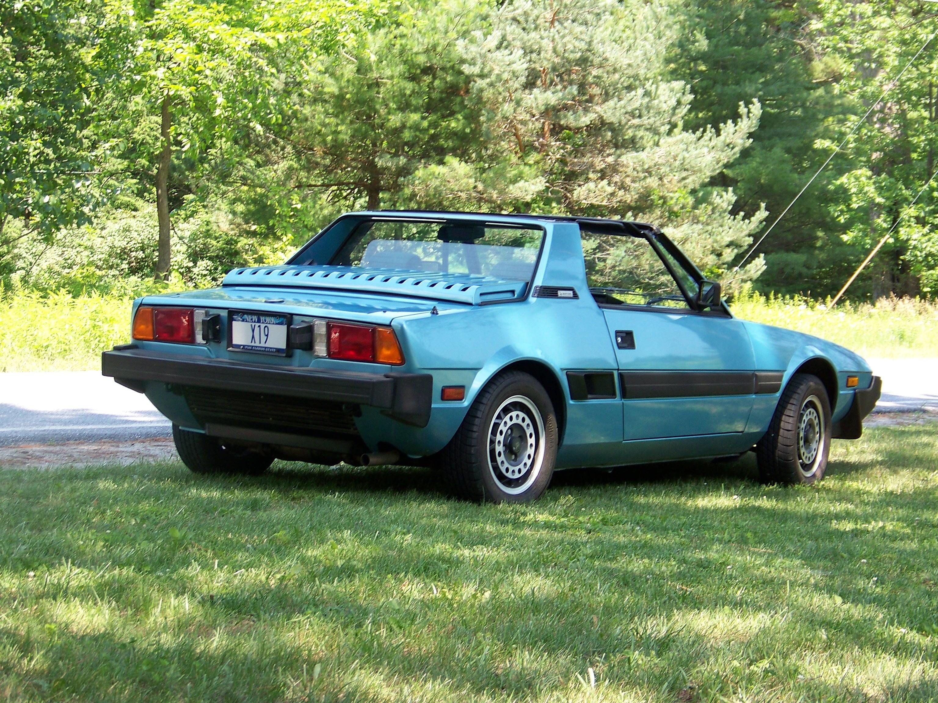 fiat for bertone classics car sale