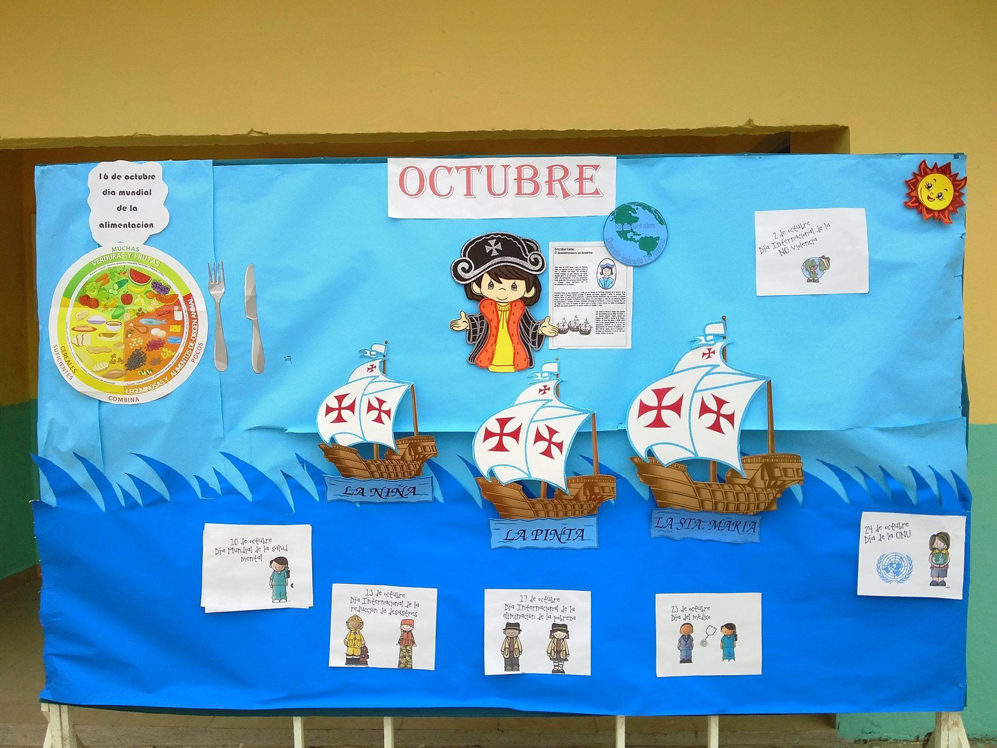 Periodico mural octubre vuestras propuestas 5 for El mural periodico