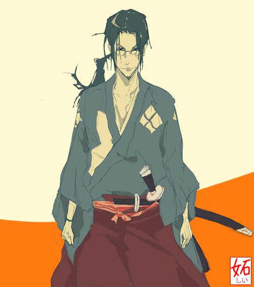 Jin Love This Series Samurai Champloo Anime Canvas Samurai