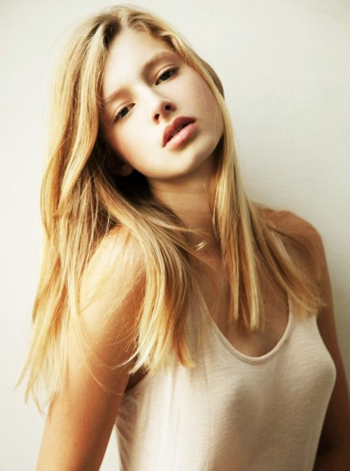 Young very beautiful girl