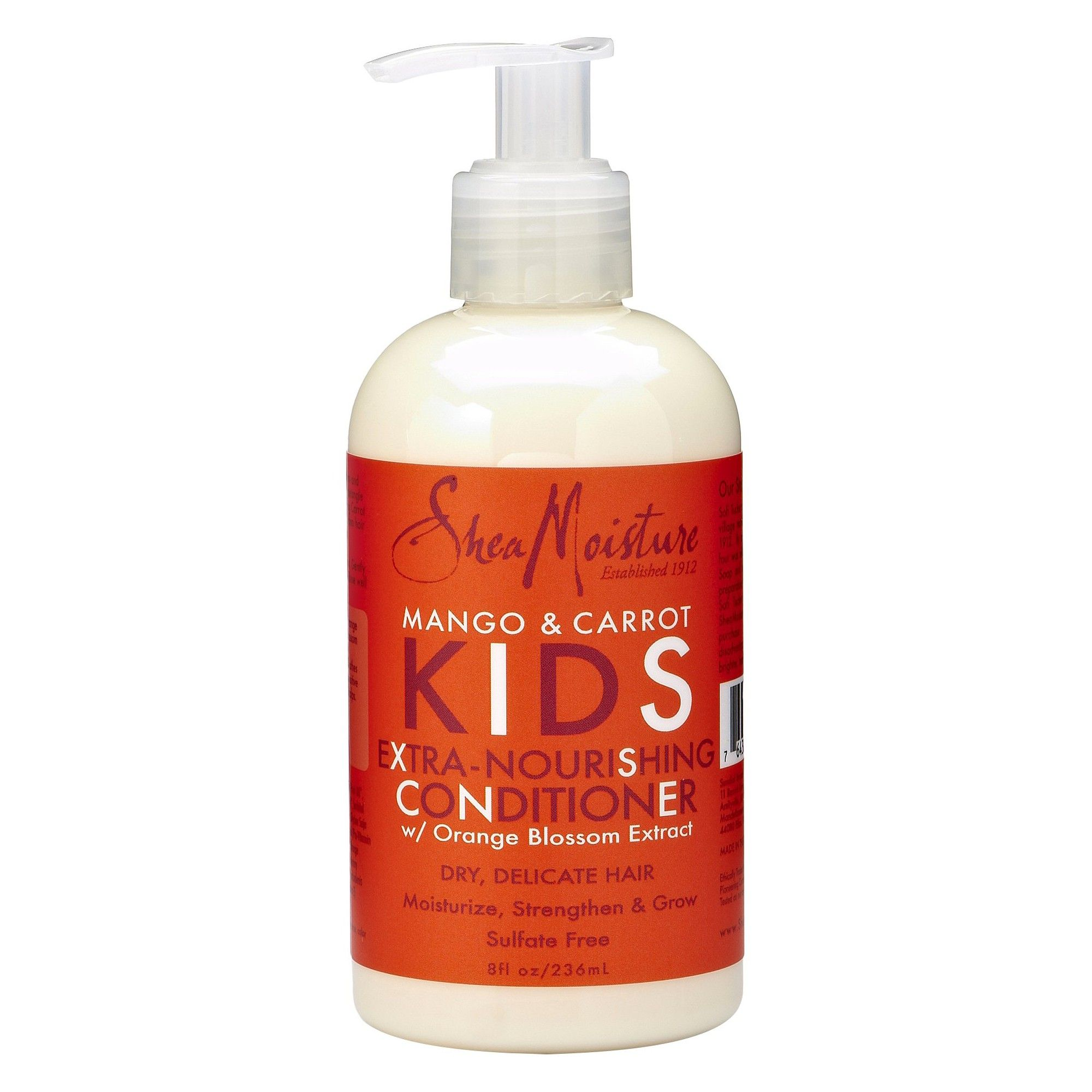 SheaMoisture Mango & Carrot Kids ExtraNourishing