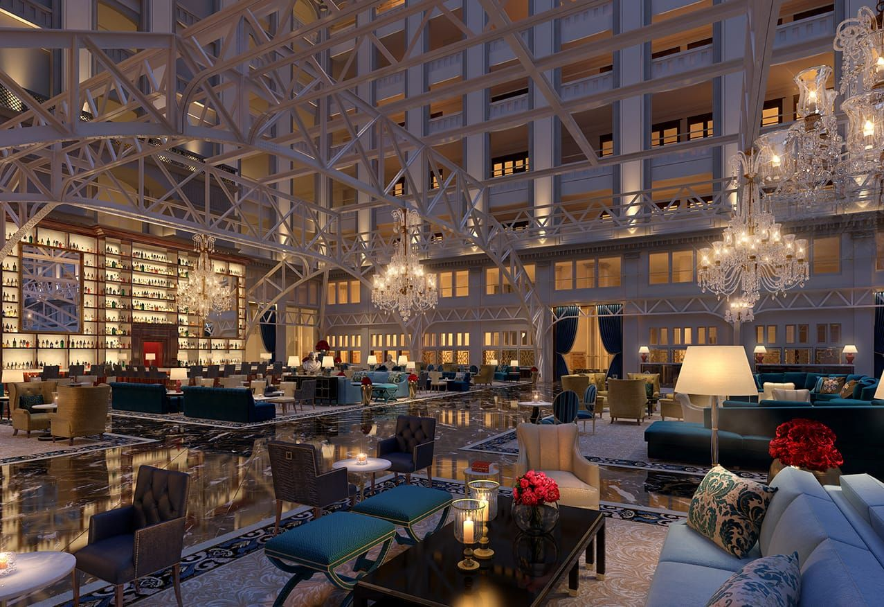 5 Star Hotels In Washington Dc Trump Hotel Downtown