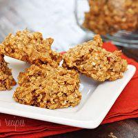 Pumpkin Spiced Oatmeal Pecan Cookies by Skinny Taste