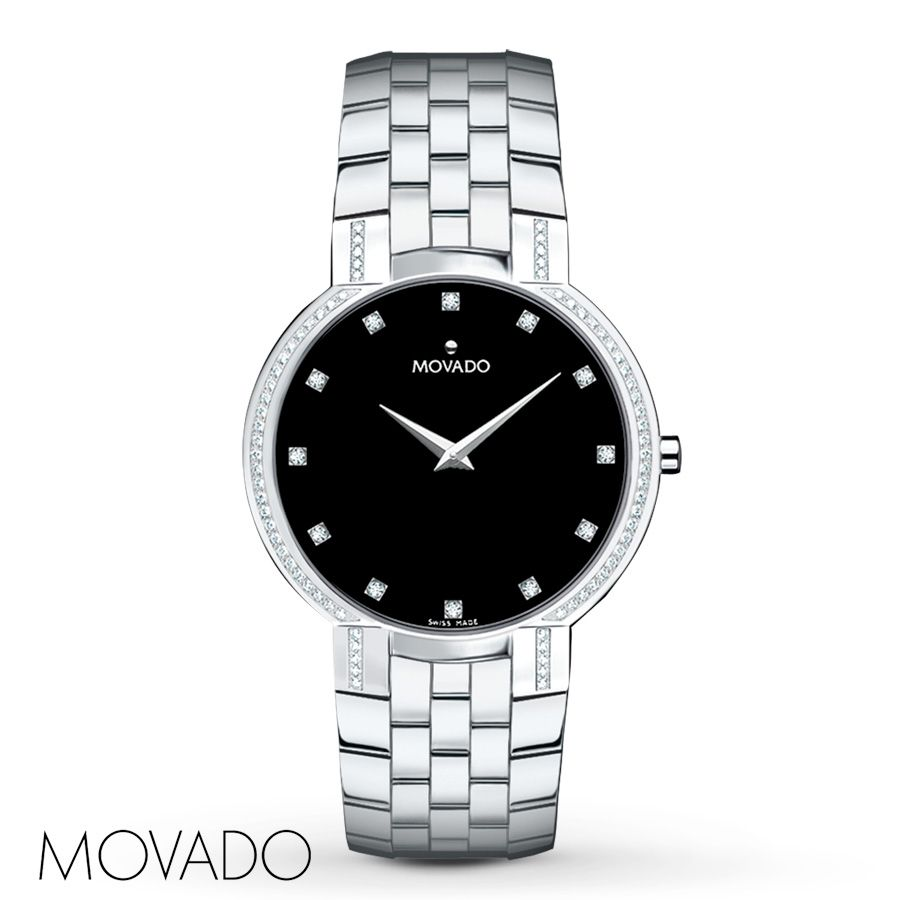Jared Movado Mens Watch Faceto 606237 watches Pinterest
