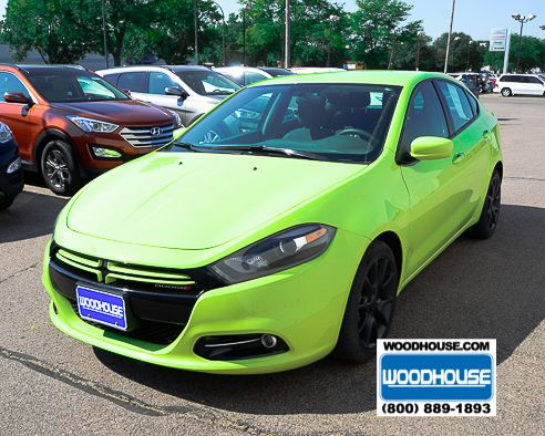 Woodhouse Auto Family Pretty Cars Dodge Dart Rallye School Car