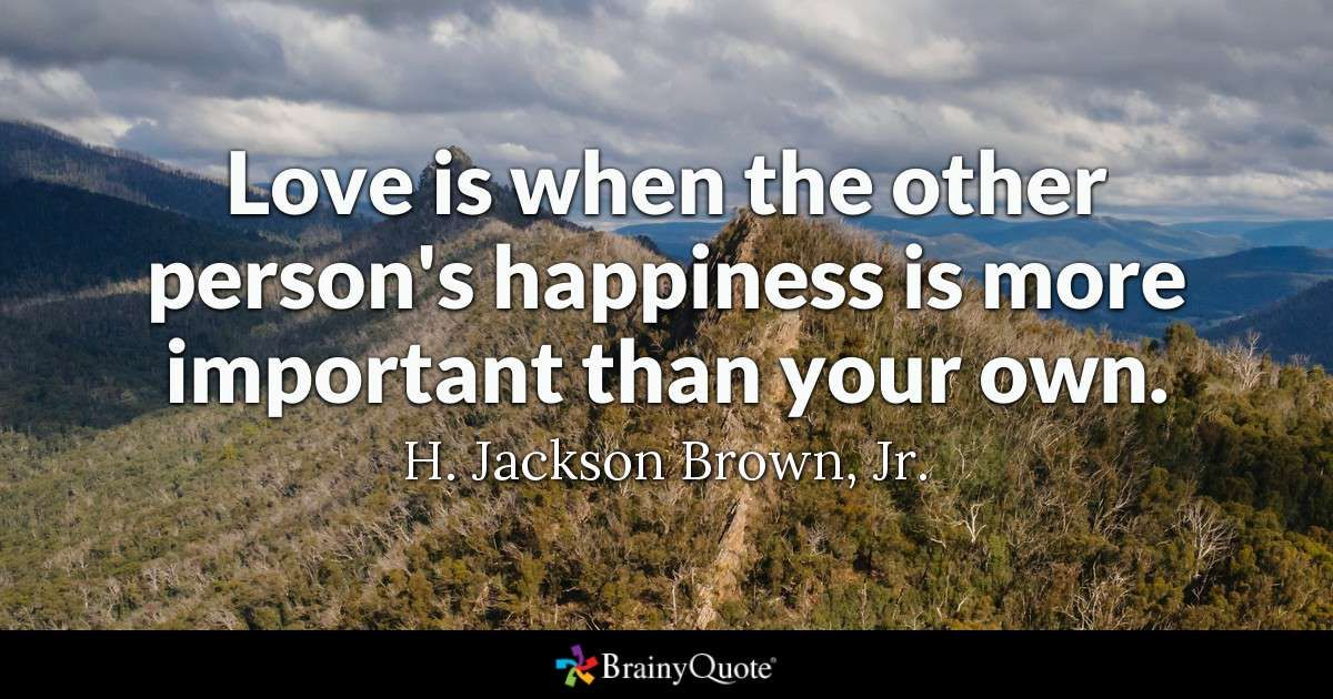 H. Jackson Brown, Jr. Quotes | Experience quotes, Happy ...