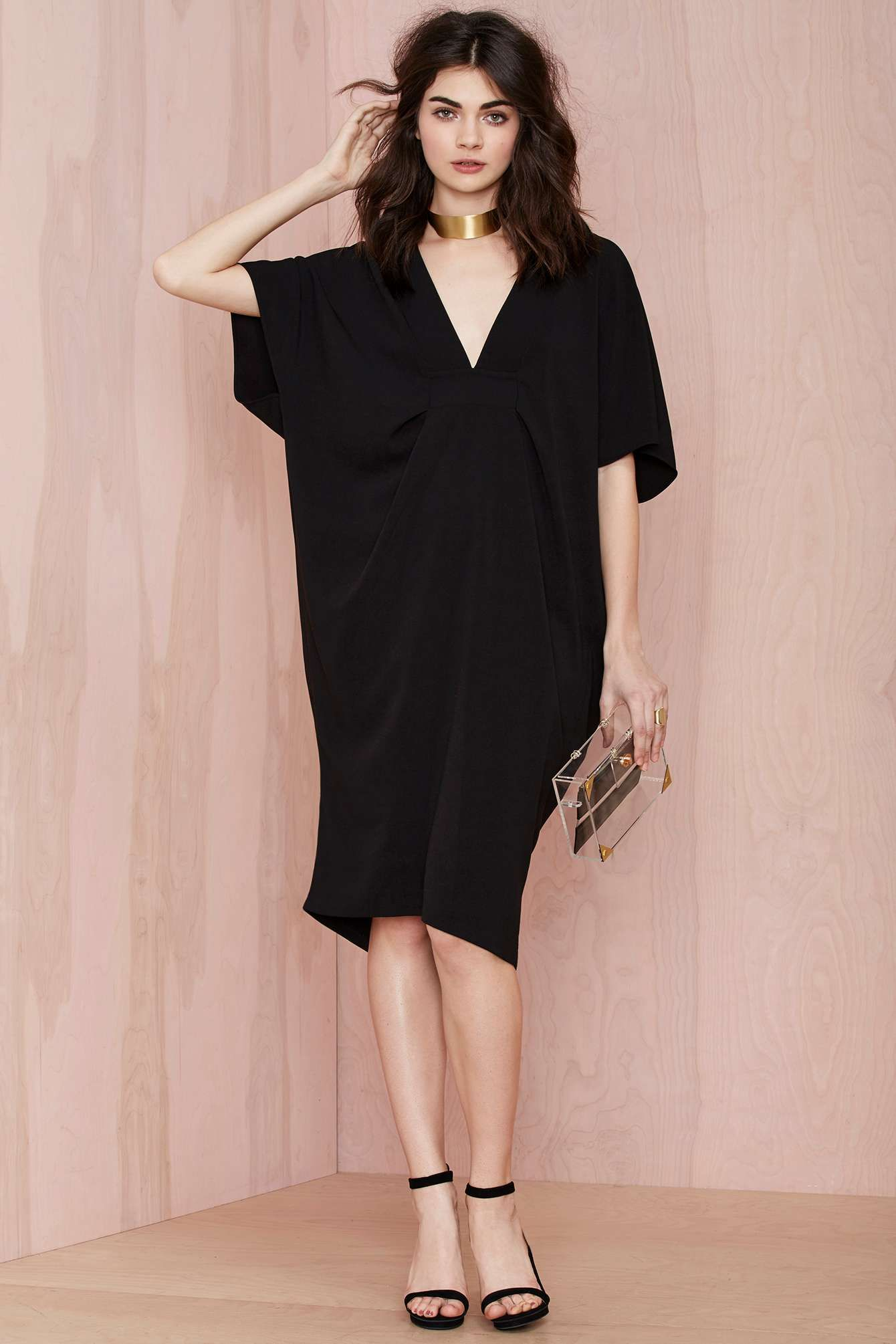 Nasty Gal All of the Night Caftan Dress | Shop Dresses at Nasty Gal