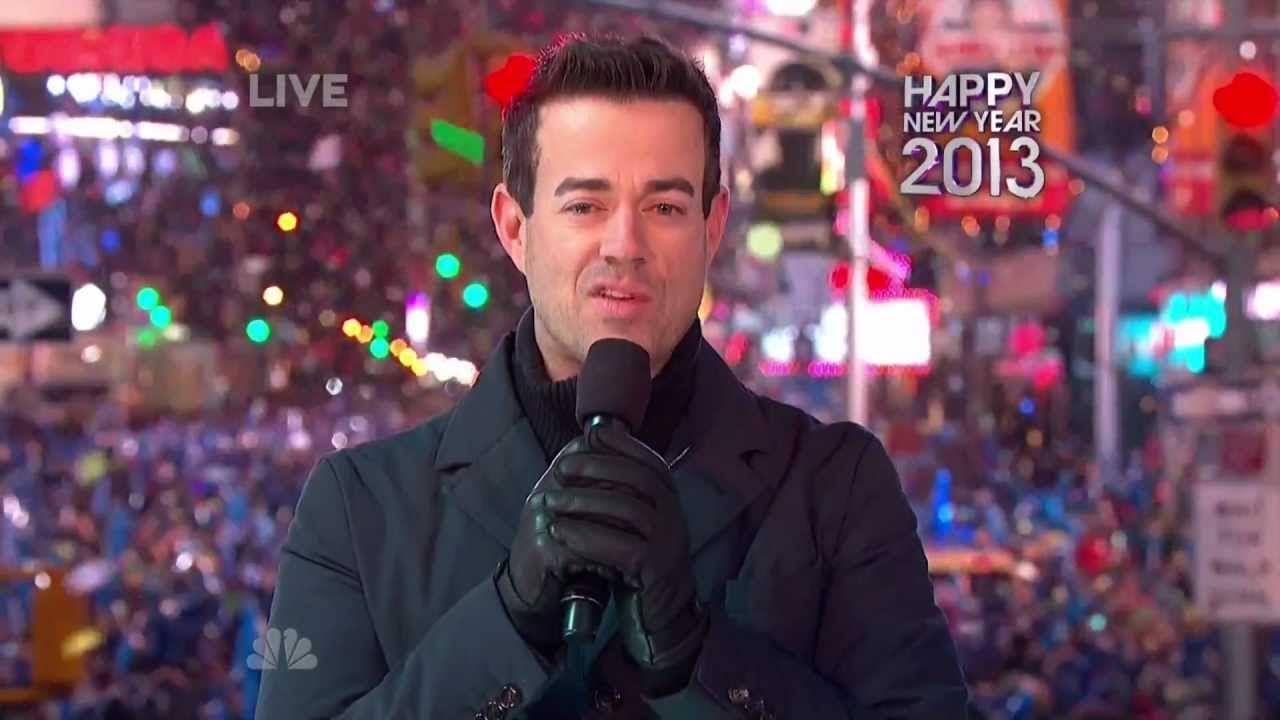 NBC 2013 New Year's Eve Ball Drop New York HD 1080p New