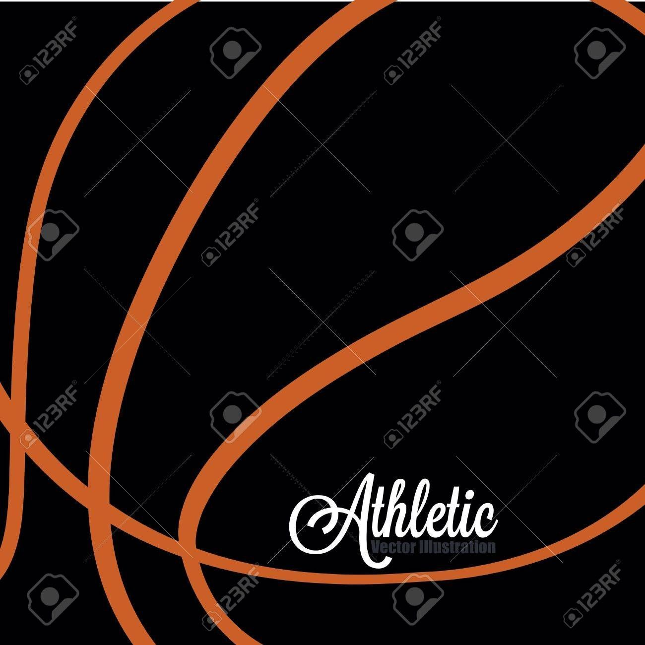 abstract basketball background with zoom , sponsored,