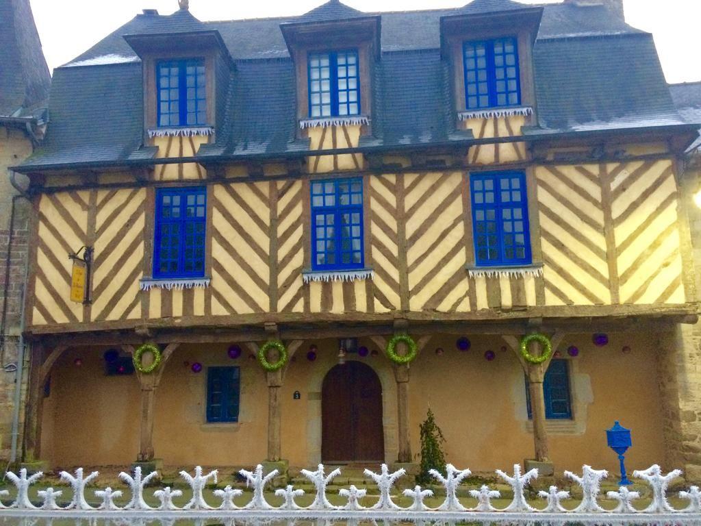 B B Chambres D Hotes Logis De La Filanderie A Becherel Cite Du Livre Bretagne 35 Ille Et Vilaine Jardin Avec Terrasse Bretagne