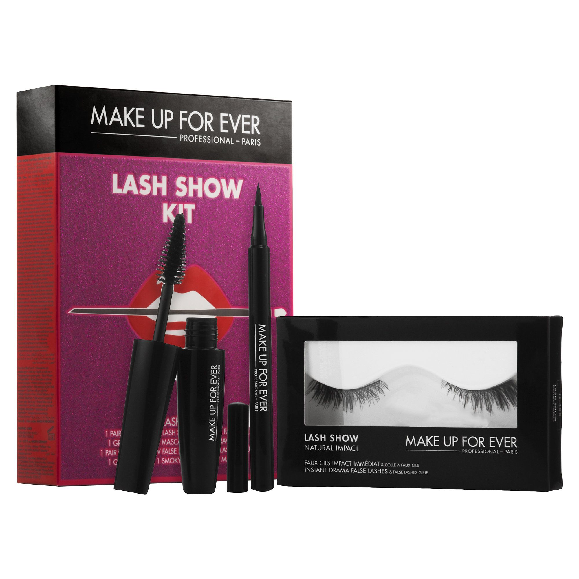Makeup For Ever Lash Show Kit for Holiday 2015