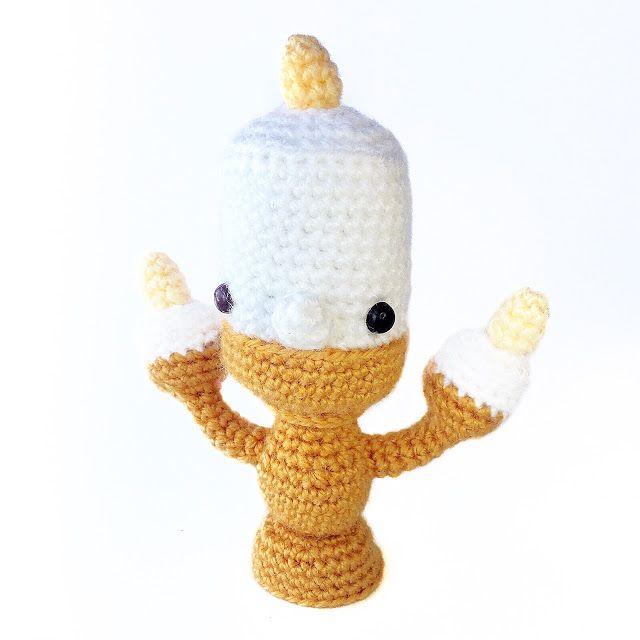 Un blog repleto de amigurumis, patrones y tutoriales! | miniaturas ...